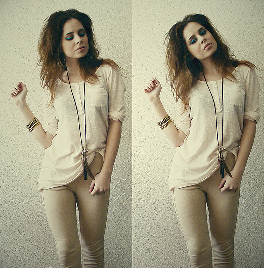 Morning Call  - Blouse, H&M, Patricia G, Poland