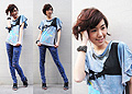 Denim Jew , Bracelet, Weeken, High Heels, Weeken, Jeans, Weeken, T-shirt, Weeken, Oh Angubolkul, Turkey
