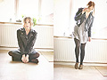 Just breathe in the air and blink in the light, Jacket, Weeken, Dresses, Weeken, Fanny Mattila, Sweden