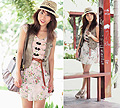 Because summer never ends  - Vest, H&M, Dress, Weeken, Linda Tran, Vietnam