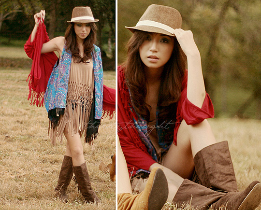 Hope  - Macrame Cardigan and Top, Weeken, Kryz Uy, Philippines