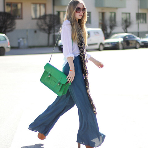 Palazzo Pants - fashionsquad  - Bag, Weeken, Palazzo pants, ASOS,  Sunglasses, Weeken, Carolina Engman, Sweden
