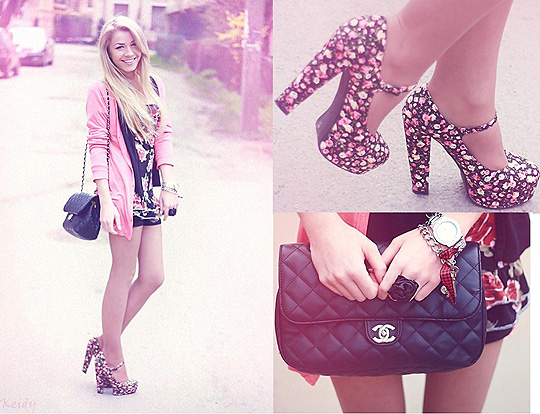 Nice Day!  - Bag, Weeken, Shoes, Weeken, Keidy Kelen, Ukraine