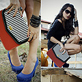 High contrast  -  Shoes, Weeken, Bag, Weeken, Alana Ruas, Brazil