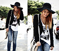 Cosmic Love , Jacket, Weeken, Hat, Forever21, Lua P, Peru