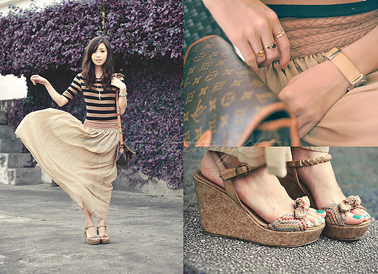 Nevermind.  - Sheer Maxi shoes, Weeken, Cork Wedges, Weeken, Kryz Uy, Philippines