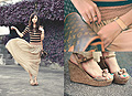 Nevermind. , Sheer Maxi shoes, Weeken, Cork Wedges, Weeken, Kryz Uy, Philippines