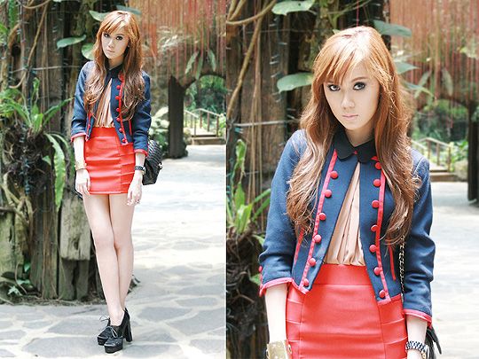 London Calling  - To know what brands I'm wearing,, Weeken, Camille Co, Philippines