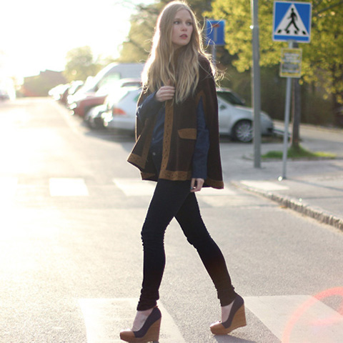 Suede - fashionsquad  - Shoes, Weeken, Coat, Weeken, Carolina Engman, Sweden
