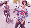 Tryin' to catch me ridin dirrty... , Vans, Vans, Tribal Sweater,, Forever21, Weeken Skinnies, Weeken, Denny Wenny, United States
