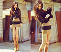 My crazy cat  - Dress, Weeken, Shoes, Weeken, Dress, D.Wolves, Perventina Ols, Russia