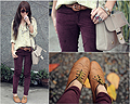 Casual Hippie Vibe  - LOOSE BUTTON DOWN, Banana Republic, PLUM PANTS, Weeken, Cheyser Pedregosa, Philippines
