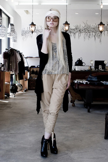 N°A.  - Sunglasses, Weeken, Backlass Drape Cardigan, Weeken, Wedges, Proenza Schouler, Marie Hamm, United States