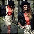 Just another ugly dress , Dress, ASOS,  Jacket, Weeken, Morven SW, United Kingdom