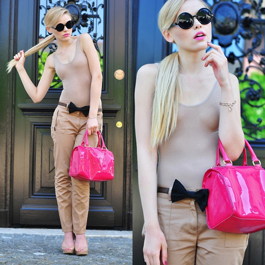 I've got a thing for you - Kayture Blogspot  - Purse, Weeken, Pants, Zara, EYEWEAR, H&M, Kristina Bazan, Switzerland