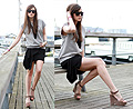 The perfect skirt., SANDALS, Weeken, Skirt, Weeken, SWEATSHIRT, COS, Andy T, Mexico