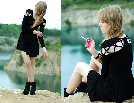 I think it works for me - Dress, Weeken, Alice Mary, United Kingdom