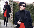 Midnight in Paris?, Coat, Rick Owens, Ala Konturek, Poland