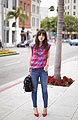 Rodeo Dr - Urban Outfitters, Weeken, J Brand, J Brand, D&G, D&G, Betty A, France