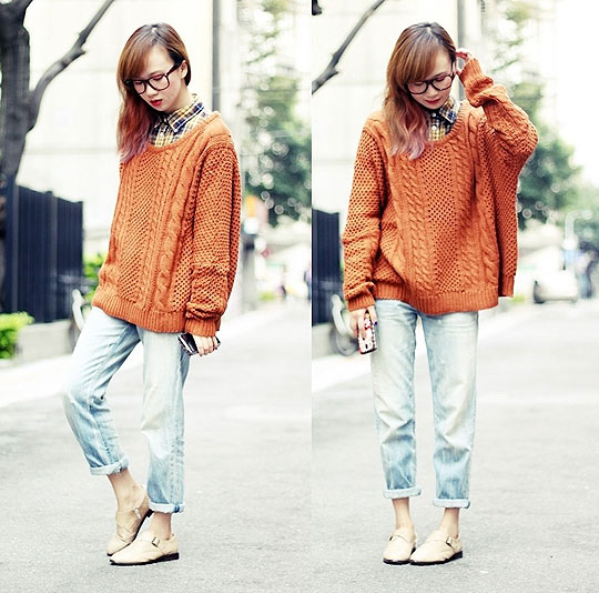 1212 - Sweater, Weeken, Crystii Lin, Taiwan