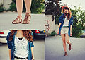 Je ne vais pas dormir. - Shoes, Weeken, Shorts, Weeken, BLOUSES, Weeken, Helene Trinh, France