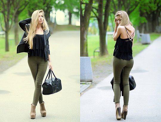 Rainy Day - Top, Weeken, Pants, Weeken, Keidy Kelen, Ukraine