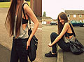 Sure of that - Vest, Topshop, Bag, New Look, Lynsay P, United Kingdom