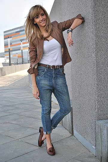 Beautiful Wednesday - Jacket, GUESS, Jeans, Bershka, Manuella Lupascu, Romania