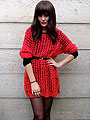 RED. - Jumper, Weeken, Charlene O, United Kingdom
