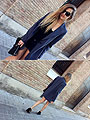 BASIC PIECES, XL BLAZER, Mango, SHORTS, Weeken, BAG, Weeken, IVANA J, Italy