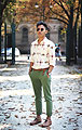 GREEN AND PASTEL, Shirts, Weeken, Pants, Shoes, Weeken, Jerome Centeno, Estonia
