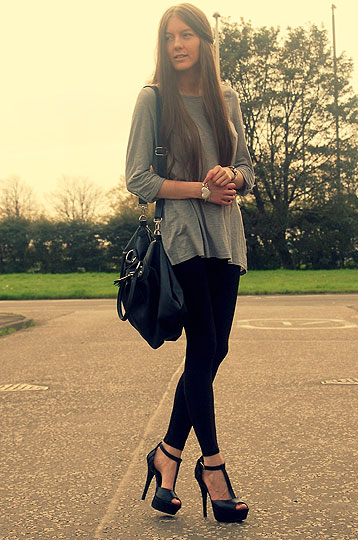 Seems like you do - Tunic, Weeken, Bag, New Look, Shoes, New Look, Lynsay P, United Kingdom