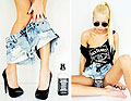 Me and Jack Daniel's, Top, Weeken, Heels-wedges, Weeken, Pants, Weeken, Victoria Törnegren, Ukraine