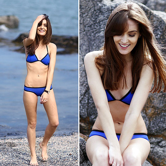 Triangl. - Triangl bikini, Weeken, Anouska Proetta Brandon, United Kingdom