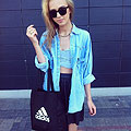 ADIDAS, ADIDAS SHOPPING BAG, Adidas, Coats, Weeken, Skirts, Weeken, Agnija Grigule, Latvia