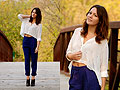 Fake Plastic Trees, Blouse, Weeken, Pants, H&M, Booties, Zara, Deanne M, Canada