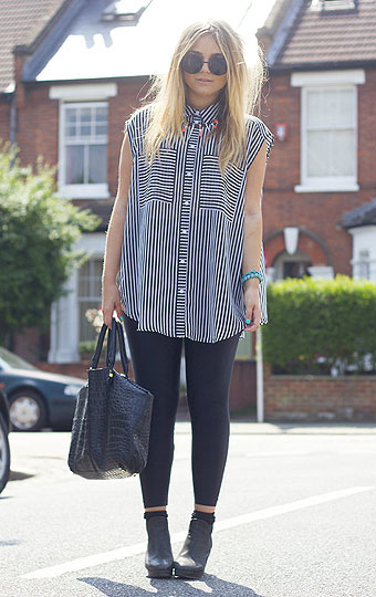 In the city it's alright - Monki shirt, Monki, BAGS, Weeken, Lily Melrose, France