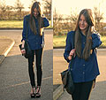 Some at it, Shirt, New Look, Jeans, Next, Shoes, New Look, Lynsay P, United Kingdom