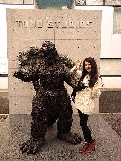 Godzilla! - Sweater, Weeken, Leggings, Topshop, Booties, Madewell, Samantha Mariko, Japan