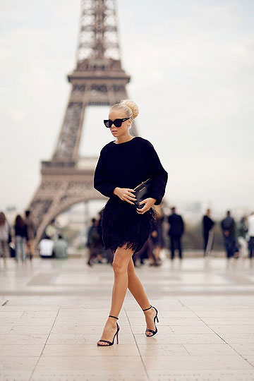 Paris, I Love U. - Dresses, Weeken, Heels-wedges, Weeken, BAGS, Weeken, Victoria Törnegren, Ukraine