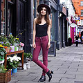 The Arcade. - Jeans, Weeken, Boots, Weeken, Top, Weeken, Bag, Weeken, Anouska Proetta Brandon, United Kingdom