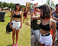 Secret Garden Party - Sunglasses, Topshop, Jelly Shoew, JUJU, Bikini Top, Diy, Denim shorts, Weeken, Cassy Bhairo, United States