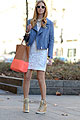 Celine bag and Chloe shoes - Acne jacket, Weeken, Celine bag, Celine, Sneakers, Weeken, Chiara Ferragni, Italy