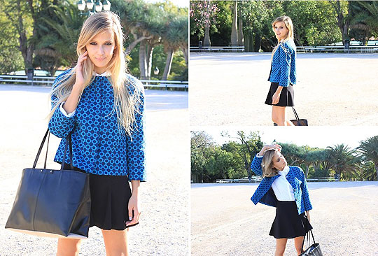 GEOMETRIC - SKIRT, Zara, BAG, Zara, Coats, Weeken, IVANA J, Italy