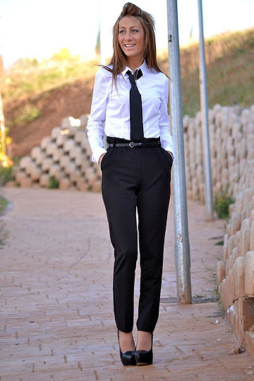 MEN^S OUTFIT - Zara, Zara, Pants, Weeken, Heels-wedges, Weeken, Lola Mansil, Spain