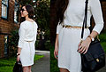 Bright white - Dresses, Weeken, Bags, Weeken, Mallory W, United States