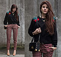 ROSE SATURDAY, Sweater, Weeken, Bag, Weeken, Pants, Weeken, M. K, Switzerland