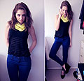 Gimme a break!, Top, H&M, Pants, Weeken, Heels-wedges, Weeken, Patricia G, Poland