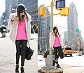 FLATIRON DISTRICT, COAT, Weeken, NECKLACE, Weeken, Pants, Weeken, Bags, Weeken, Flats, Weeken, Andy T, Mexico
