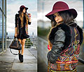 BE WILD, VEST, Weeken, Hat, H&M, BAG, Chloe, Boots, Weeken, Angela Rozas Saiz, Spain